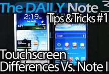 Galaxy Note 3 / Tips & Tricks Videos for the Samsung GALAXY Note 3 by The Daily Note II/3 YouTube Channel