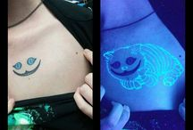 Alice tattoo moodboard