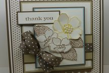 Stampin Up cards 7
