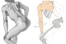 desenhos corpo
