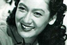 原節子(Setsuko Hara ー now legend in Japanese Movie History)