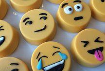 pão de mel emoticons