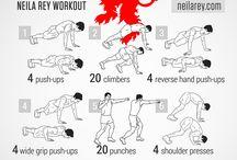 Neïla rey workout