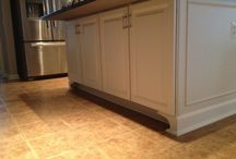 Quick kitchen remodel / by Ashley Whitham
