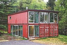 Steel / Container Homes