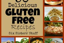 gluten free recipes / by Debbie Peek