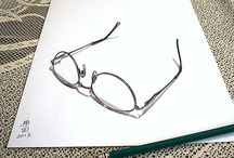 disegni a matita / Disegni miei