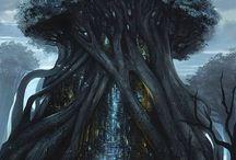 Haedragos / Mystic island, a asylum for demons, legend for other.