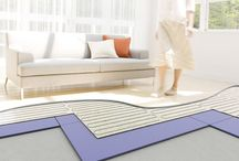 Electric Underfloor Heating / Ambient-Elec are experts in Electric Underfloor Heating. We stock a range of kits, thermostats and accessories for all types of electric underfloor heating installations.