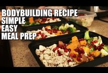 IIFYM Meals / For Macro counting, these are friendly on Protein, Carbs, and Fats. / by Meredith Simmons