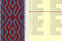 Patterns ● Tablet Weaving ●