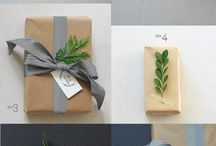 It's a wrap! / Christmas wrapping inspiration