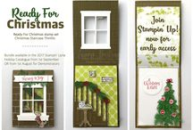 Stampin Up Ready for Christmas