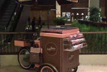 food bike, food truck