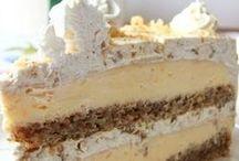 tortàk ,sütemények