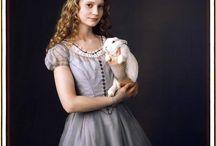 Alice in Wonderland party / by Bobbie Holt