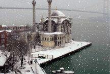 Ortaköy  & galata & istanbul