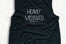 Yoga meditation clothes / All new comfortable and trendy clothing for your yoga and meditation practice.