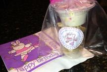 Birthday treats / by Kelley Eversole