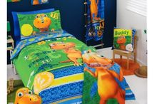 Dinosaur Train Bedding / Dinosaur Train bedding sets and bedroom accessories available from Kids Bedding Dreams online store. www.kidsbeddingdreams.com
