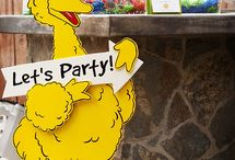 Party :: Sesame Street ::