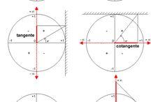 círculo trigonometrico