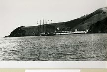 Romberg Tiburon Center Site History / History of the Romberg Tiburon Center site from the 1870s to the present