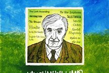 Vaughan-Williams / Ralph Vaughan Williams was a 20th century English composer and folk music collector. He composed symphonies, operas, chamber music and film scores.