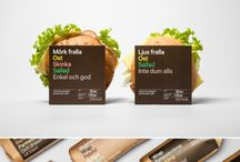 Sandwich packaging