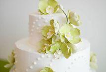 Storczyk tort :)