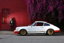 Porsche 911 & 356 / The good work of the genius german doctor Ferdinand Porsche