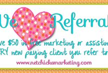 {Netchicks Marketing} / by Angela McPherson