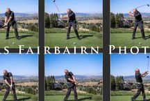 Golf Photography / Some great action golf photography shots / by Douglas Fairbairn Photography