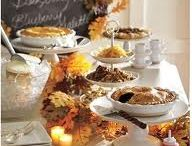 Invitation To Thanksgiving Evening Dessert / Desserts for our Thanksgiving evening open house / by Stephanie Hentges