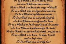 Things to do with Witches