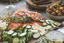 BRUNCH - Recipes Norwegian Breakfast