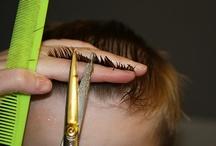 hair cuts / by Andrea Brummett