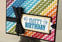 Cards - Birthday / by Brenda Sears