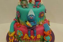 Joseph's 5th birthday cake