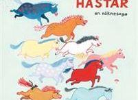 Tio vilda hästar