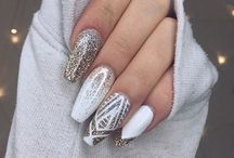 nail designs winter