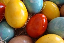 Holiday: Eggcelent Ideas for Easter! / Yes!  Grab some FUN Easter Ideas! / by Enza Ketcham