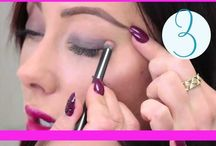 DIY Makeup Tutorials / DIY Makeup ideas with step by step tutorials. Best Makeup tips and tricks for women, teens, brides and more. Special occasion makeup, antiaging, video tutorial, eyeshadow, concealer and foundation, lips and cheeks.