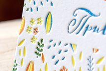 My letterpress