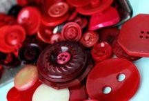 RED... Ala vintage style