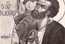 icon of st. Josif orthodox