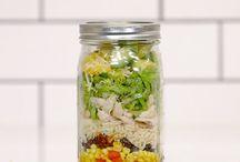 Food / Mason Jars