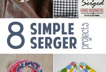 Serger Projects
