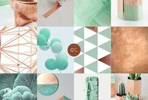 Gathering Of Decoration Composites
