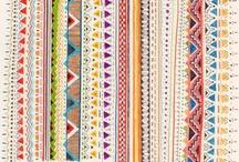 prints & textures